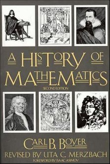 Boyer's a History of Mathematics