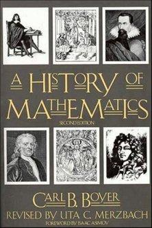Boyer's a History of Mathematics